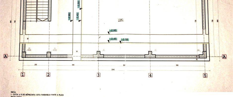 Inchiriere Birouri – Nicolae Grigorescu = 150 mp