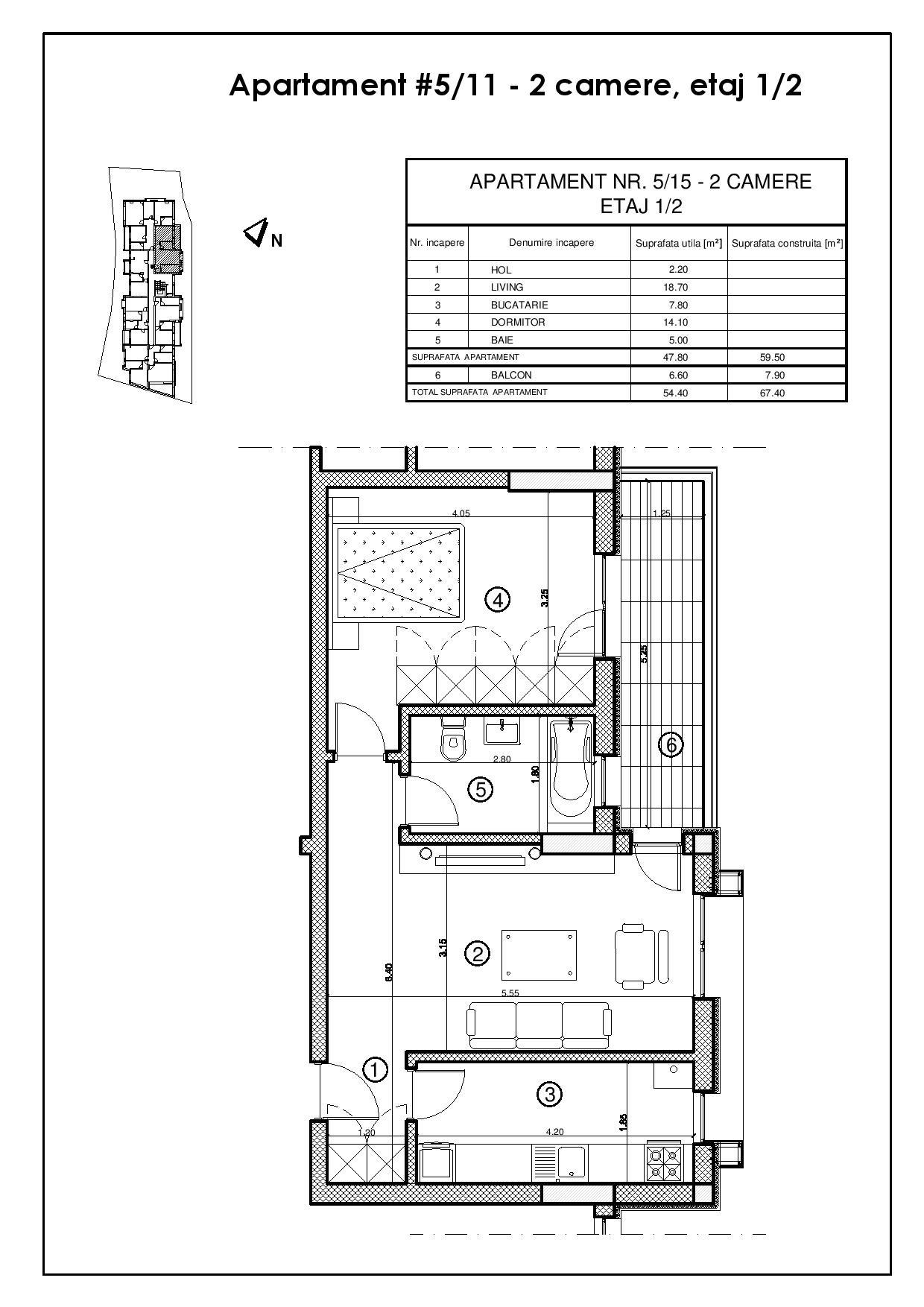 Apartament 05 / 11