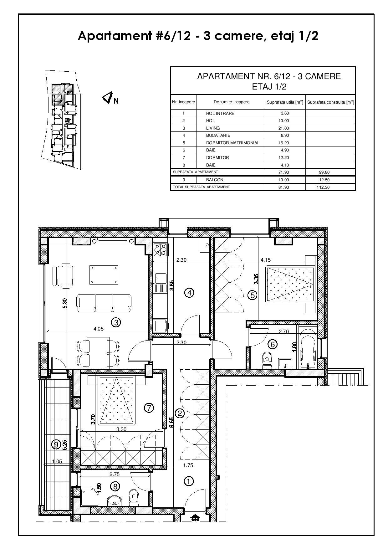 Apartament 06 / 12