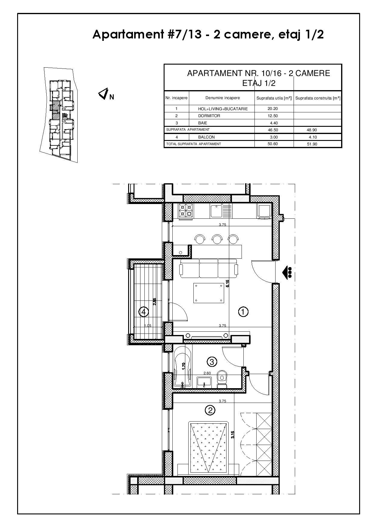 Apartament 07 / 13
