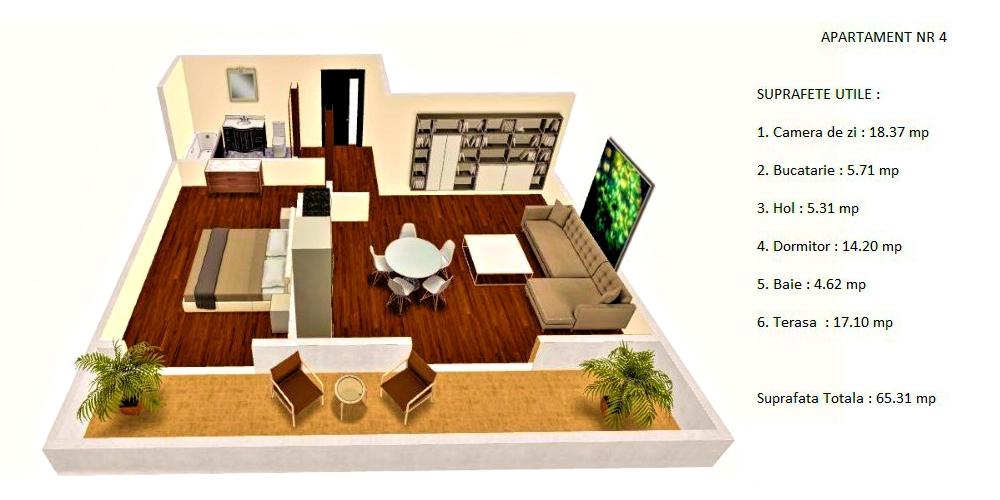 Apartament 04
